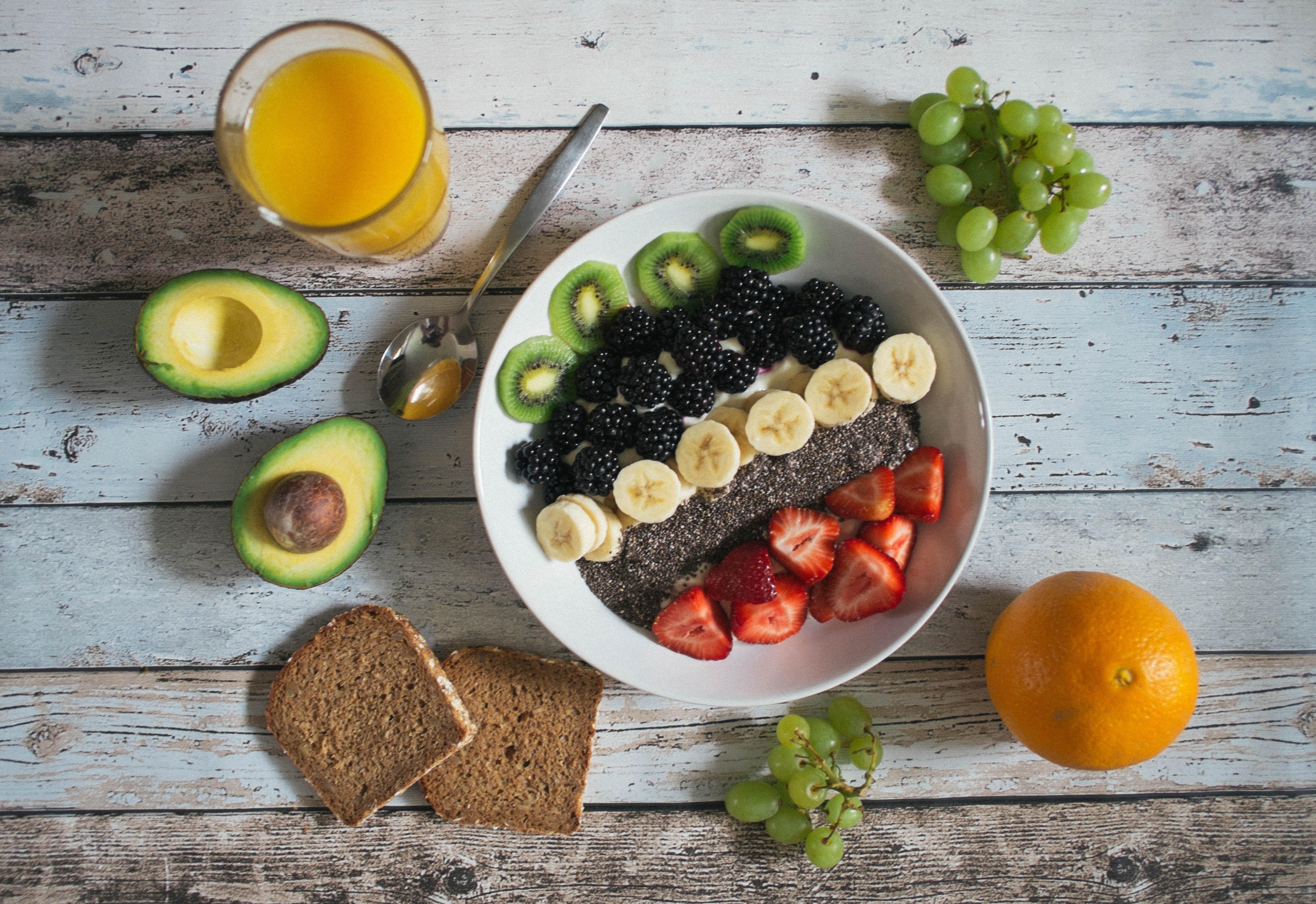 การไดเอทคุณสามารถที่จะทำได้ด้วยการรับประทานจำพวกผักและผลไม้ที่มีประโยชน์
