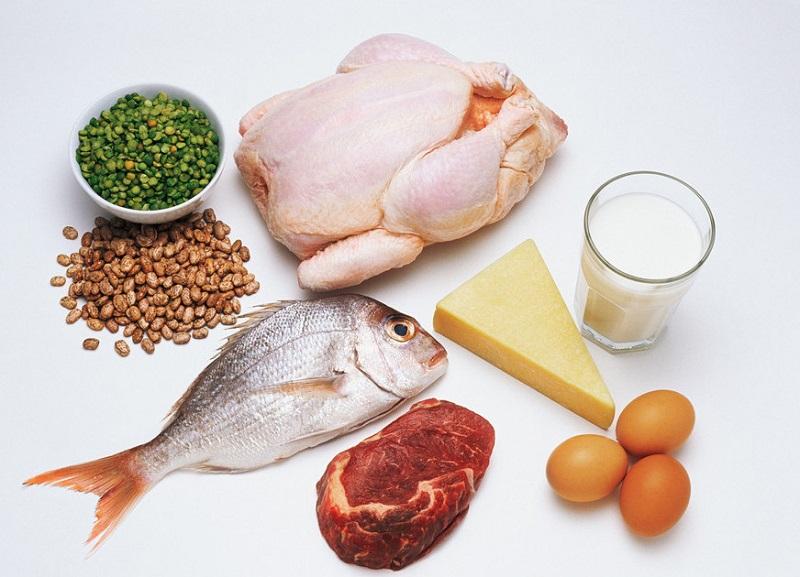 ถ้าอยากผอม อย่าละเลยโปรตีน