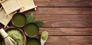 เคล็ดลับไดเอทด้วยการดื่มชาเขียว